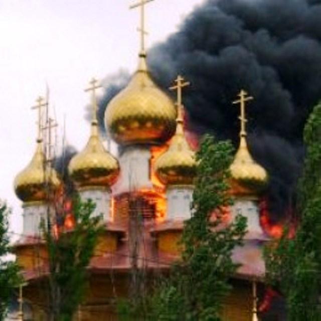Заявление Синодального информационного отдела в связи с гибелью православного священнослужителя и угрозами религиозному миру на Украине