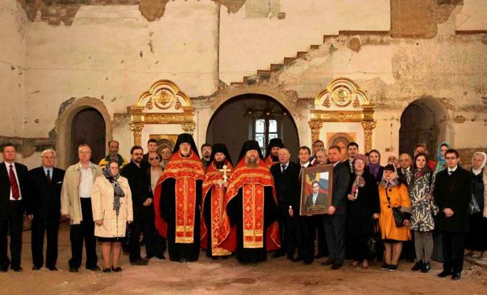 6 мая День ангела Цесаревича Георгия