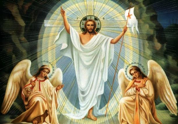 Христос Воскресе! Со светлым праздником Пасхи!