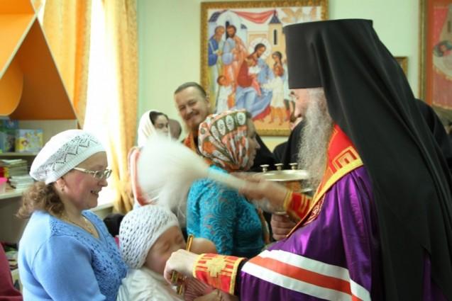В Йошкар-Оле церковь открыла реабилитационный центр для детей с инвалидностью