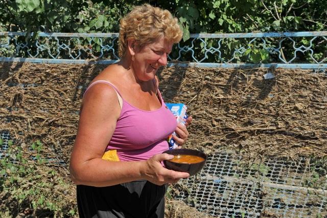 В Крымске адресную помощь получили 340 семей.