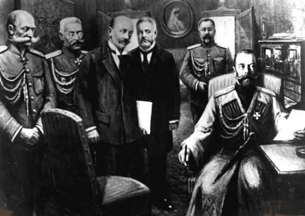 Отречение и преемственность в Доме Романовых