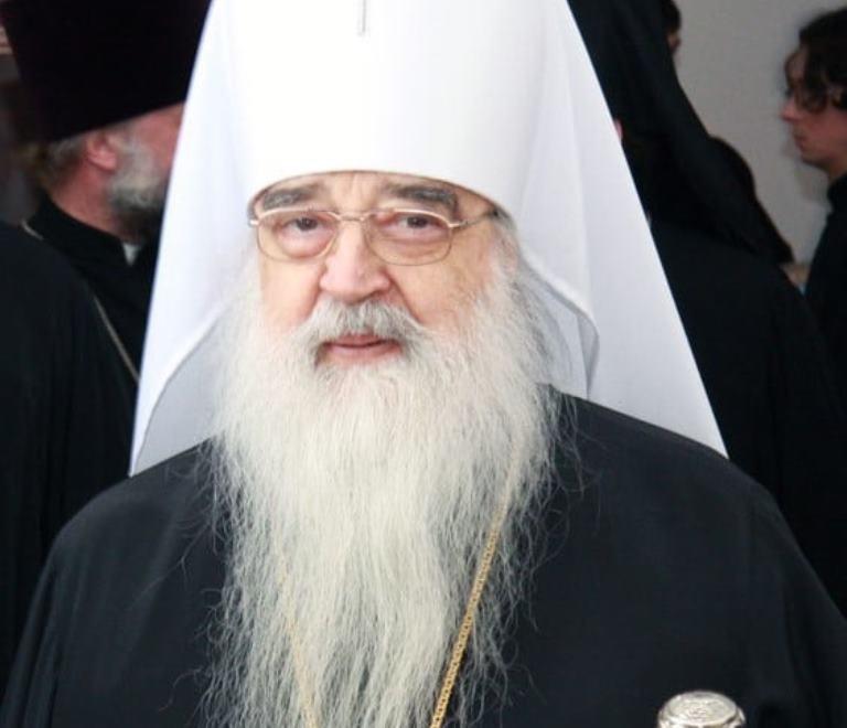 Почил почётный Патриарший Экзарх всея Беларуси Митрополит Филарет (Вахромеев)