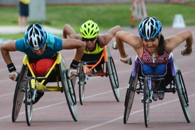 Паралимпийцы разыграли кубок России