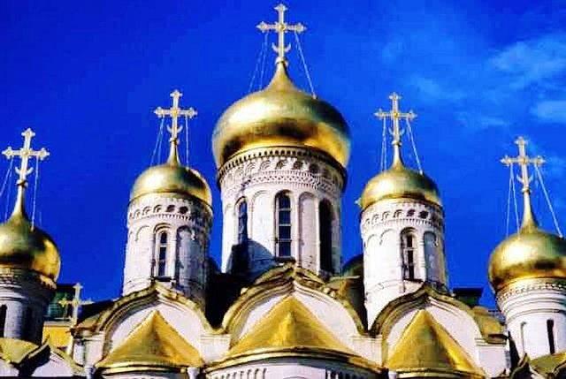 Совместная молитва объединила православных России и Украины