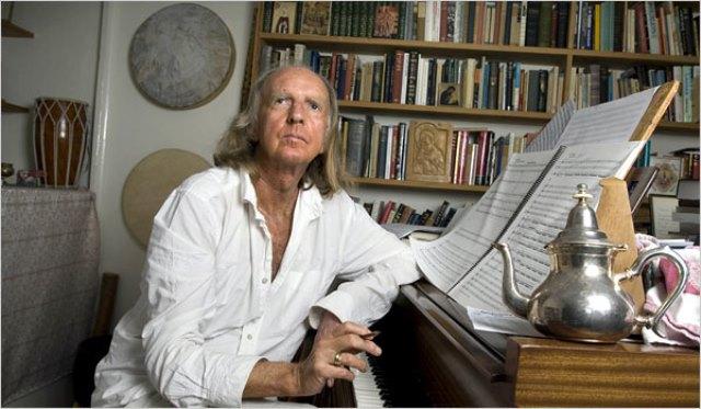 Сэр Джон Тавенер, православный английский композитор