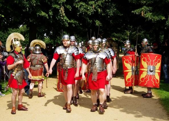 Третий Рим встречает первый Рим