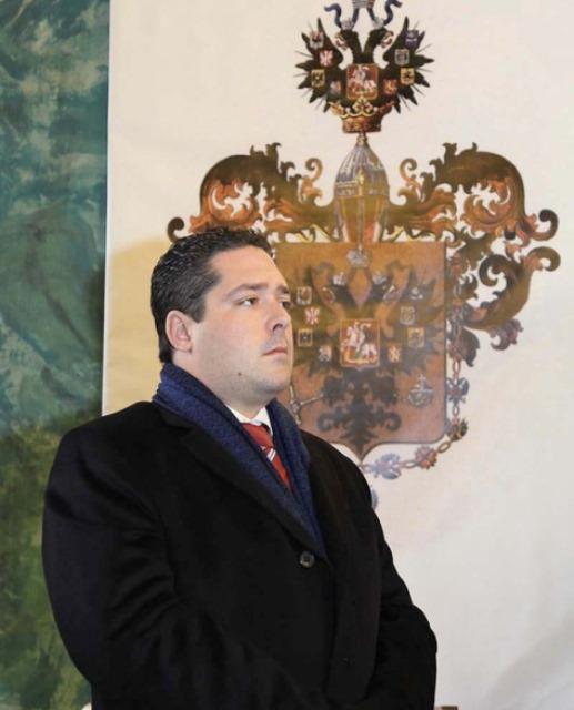 Состоялся визит на Родину Цесаревича Георгия Михайловича