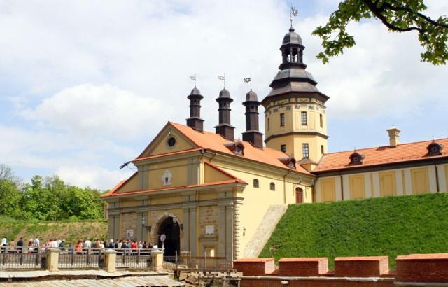 В резиденции Радзивиллов в Несвиже состоится благотворительный дворцовый бал
