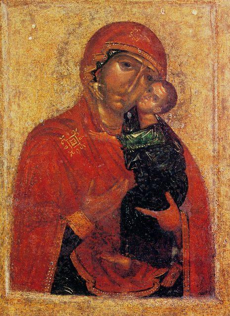 В Новоспасский монастырь в Москве будет принесена Толгская святыня