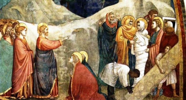 Сегодня православные празднуют Лазареву субботу