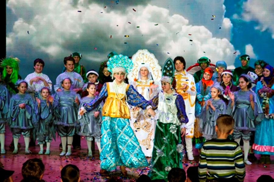 Новогоднее чудо на Казанском