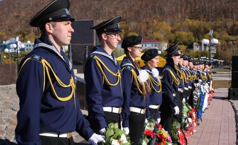 Соболезнование семьям погибших моряков