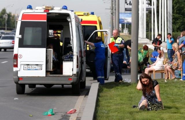 Священники окажут помощь пострадавшим в столичном метро
