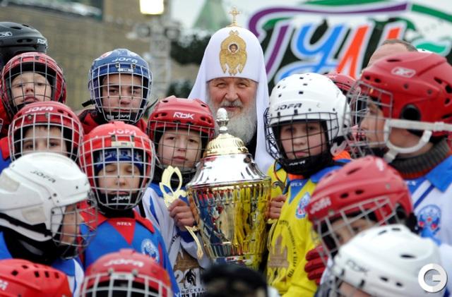 Кубок Патриарха разыграют на Красной площади