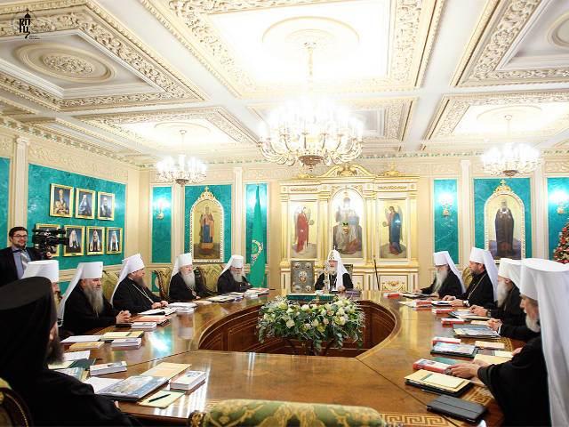 В Церкви готовы сделать все возможное для братских отношений между Россией и Украиной