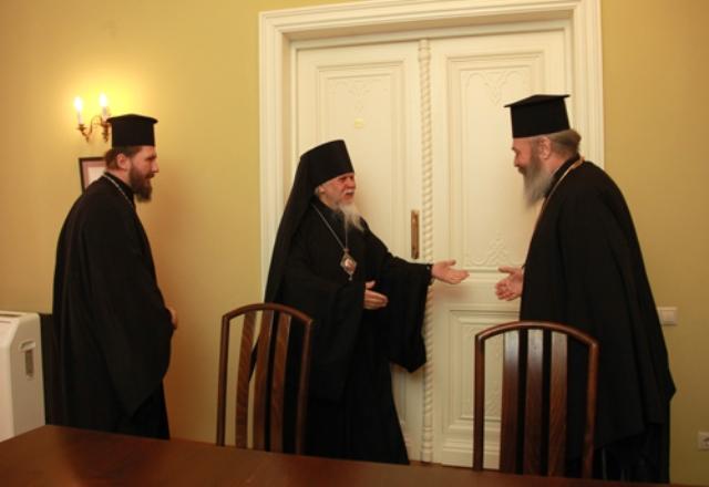 Греческая Церковь представила подробный отчет о расходований пожертвований, собранных Русской Православной Церковью