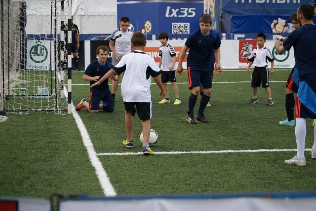 Футбол без барьеров