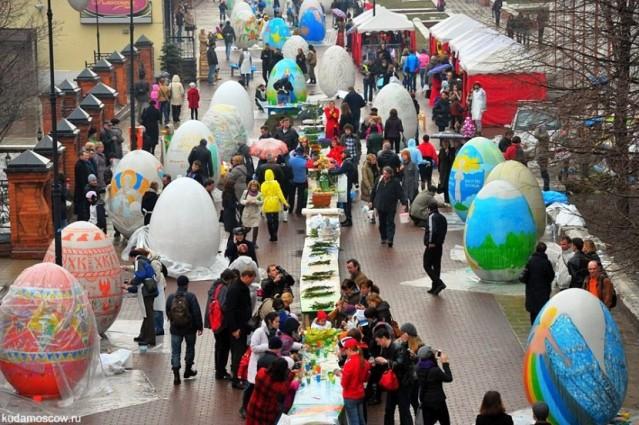 """Пасхальный  фестиваль """"Сорок сороков"""" в столичных приходах"""