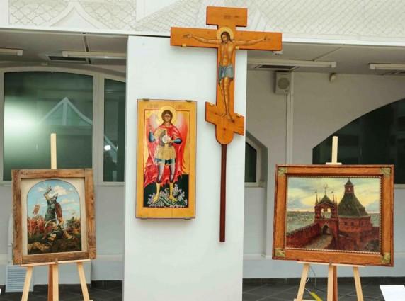 Образ воина в русской культуре