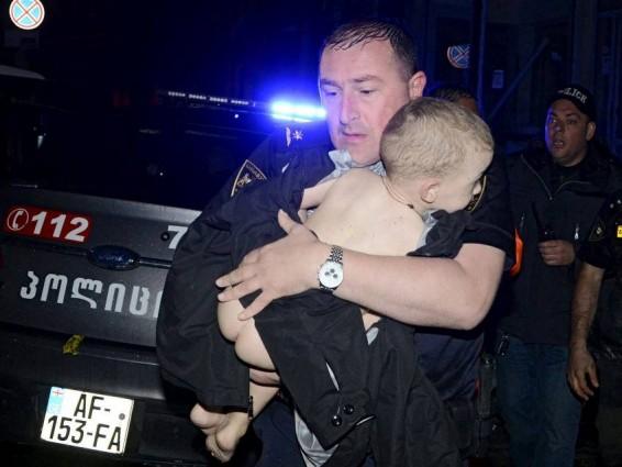 Трагедия в Тбилиси