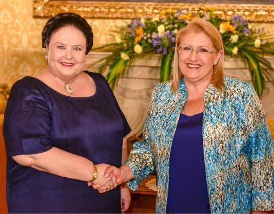 Визит Главы Дома Романовых в Республику Мальта