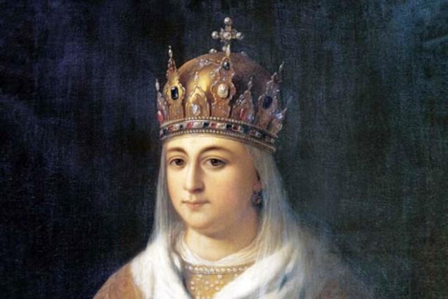 Евдокия Лопухина последняя не иноземная Царица на Руси
