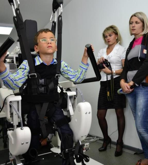 Новые возможности в борьбе с церебральным параличем