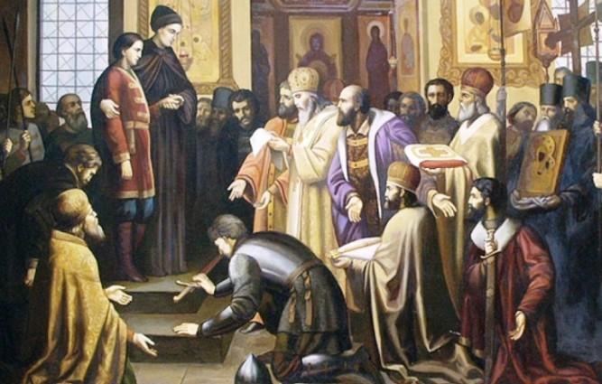 О законных правах династии Романовых