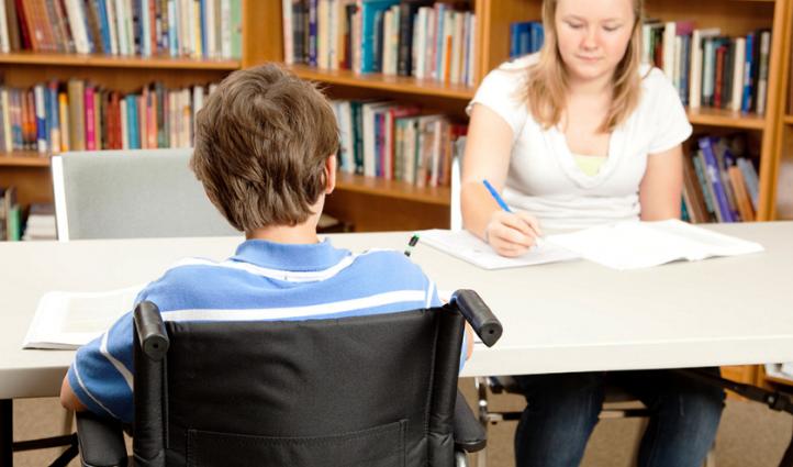 Бизнес-школа для родителей детей  инвалидностью