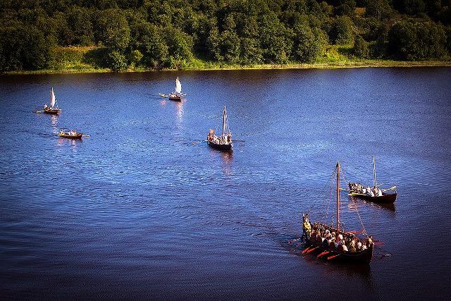 Эпоха викингов оживает в первой столице Руси