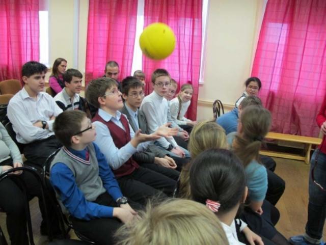 В 67-й московской школе прошел урок Параспорта