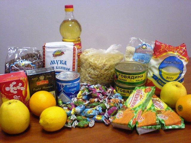 Объявилен сбор продуктовой помощи для нуждающихся беженцев