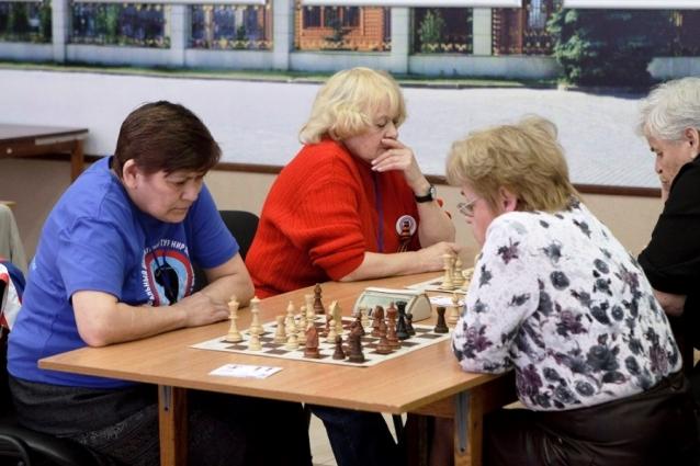 Шахматам все возрасты покорны