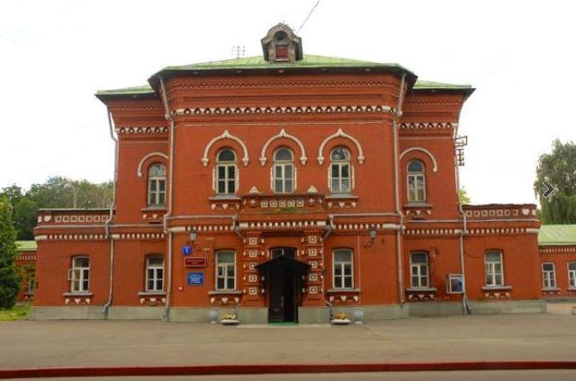 Алексеевской больнице -120 лет