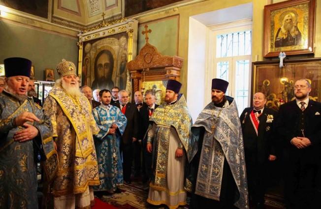 Праздник в Ильинском храме