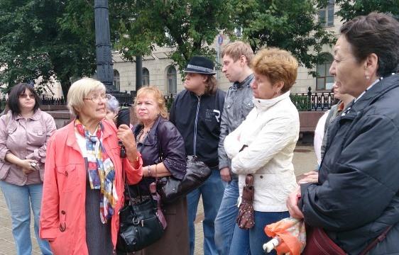 Поэтическая Москва глазами людей с ограниченными возможностями здоровья