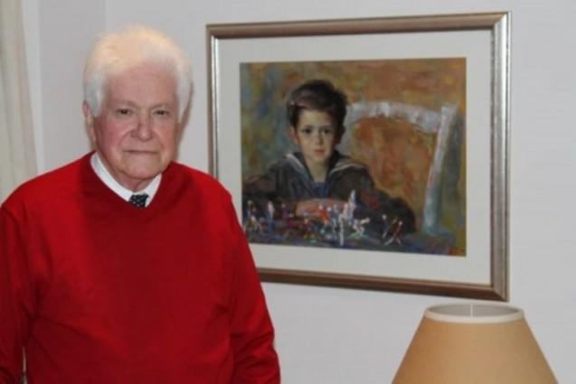 Графу Дмитрию Вуичу исполнился 91 год