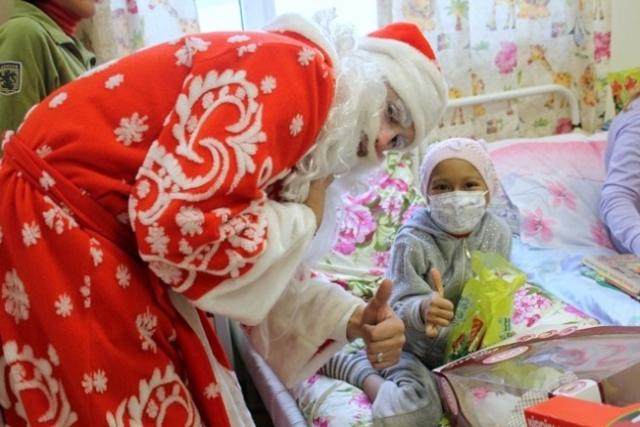 Новогодний праздник в Балашихе