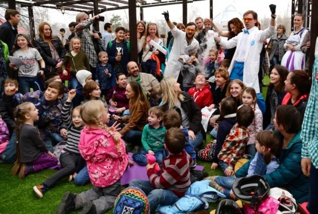 Фестиваль творческих технологии для детей