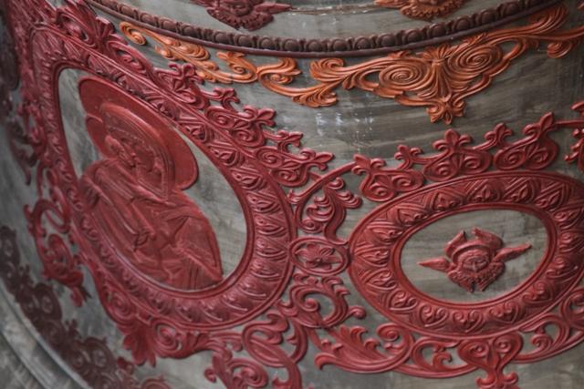 Для Новоспасского ставропигиального монастыря отольют тысячепудовый колокол