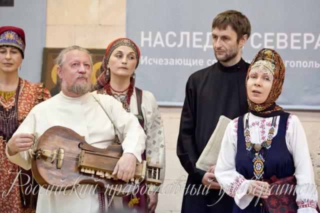 В РПУ проходит выставка, посвященная святыням Каргополья