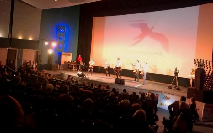 Кинофестиваль «Кино без барьеров» закончил свою работу