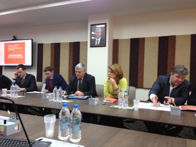 Департамент транспорта представил отчет по программе «Транспорт Москвы без границ»