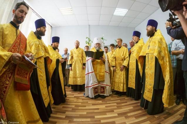 В Омске церковь открыла социальную гостиницу для бездомных