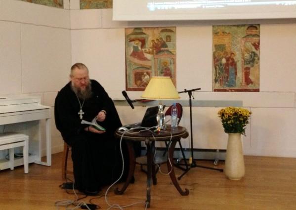 Священник и дворянин