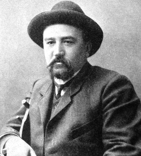 Александр Куприн в Тифлисе