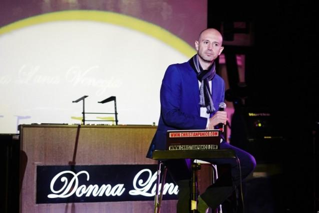 Голос Италии в Donna Luna Palazzo