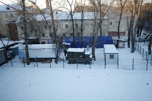 Более 4000 человек спас этой зимой пункт обогрева бездомных