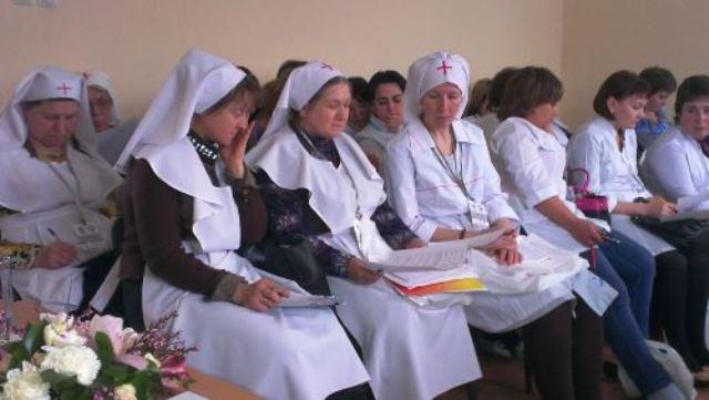 Свято-Димитриевские сестры милосердия провели мастер-класс